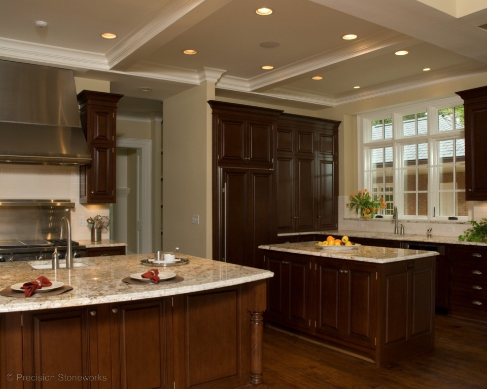 Atlanta Granite Kitchen Countertops | Precision Stoneworks
