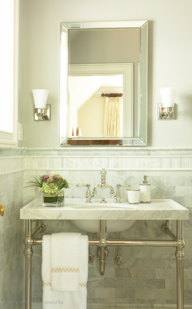 Stone Bathroom Vanity : Countertops, Sinks, Baths, and Showers