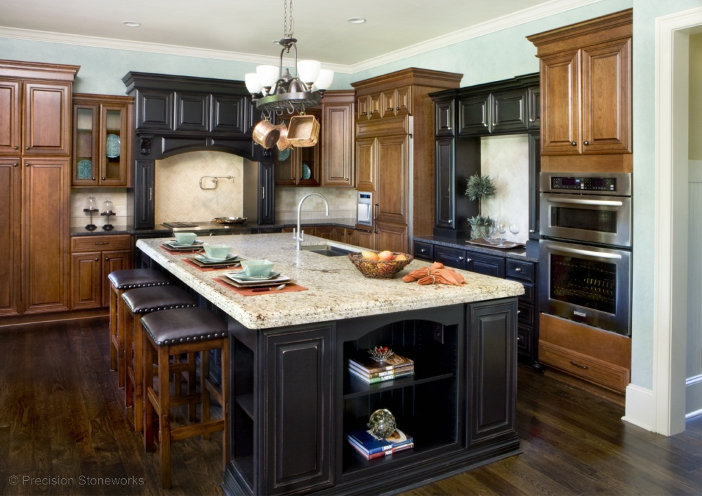 Atlanta Granite Kitchen Island