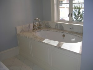marble-tub-deck-Alabama-White