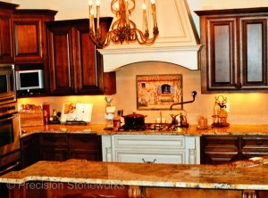 Atlanta Granite Countertops Breakfast Bar