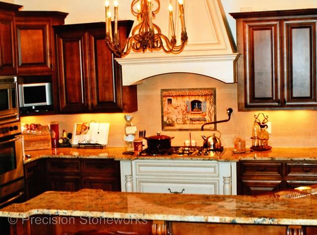 Atlanta Granite Countertops Breakfast Bar