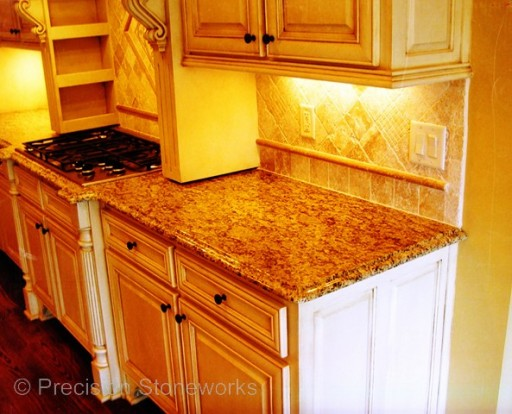 Atlanta Granite Countertops with Cooktop