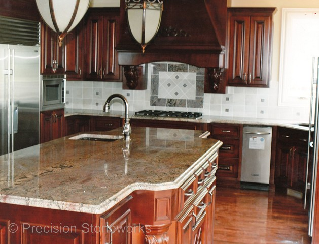 granite kitchen countertops. Atlanta Granite Kitchen Countertops  Precision Stoneworks