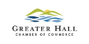 Proud member of Greater Hall Chamber of Commerce