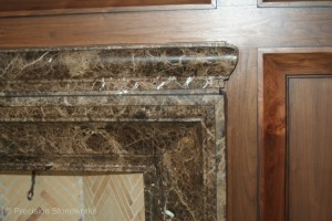 Atlanta Granite Fireplace